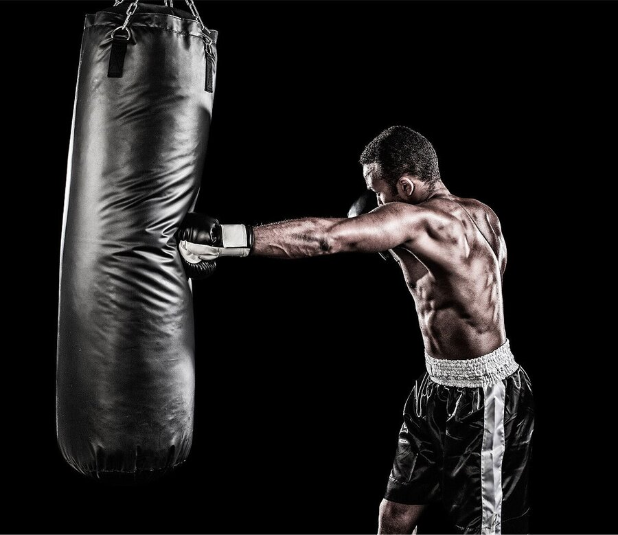5 savagely hard boxing workouts that'll get you in fighting shape Evde Egzersiz, Egzersiz Ruti...jpg