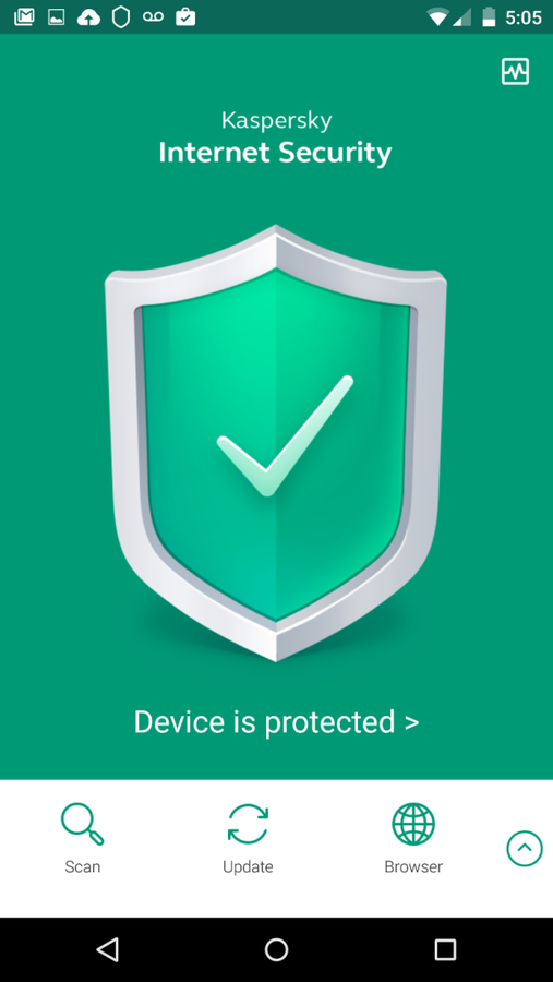 Kaspersky Internet Security Premium for Android - 1 Year Free License Key.png