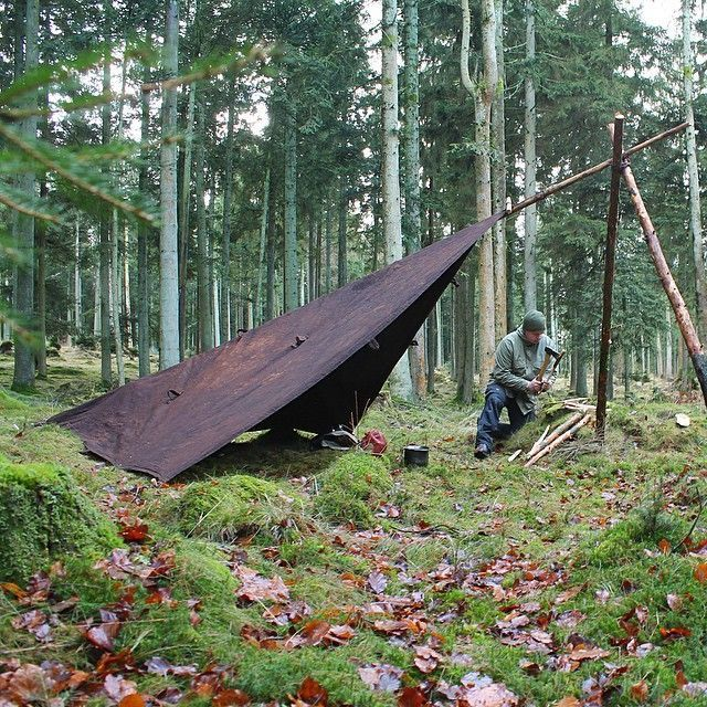 Once you've learn these 6 Bushcraft Skills To Master For Outdoors Lovers... You can now upgrad...jpg